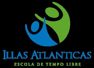 Logo Illas Atlánticas, escola de tempo libre. Aerosar