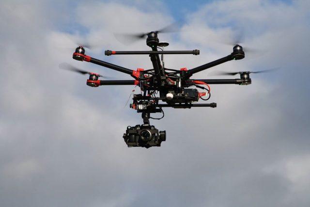 Drone para fotografía. Aerosar, imágenes aéreas.